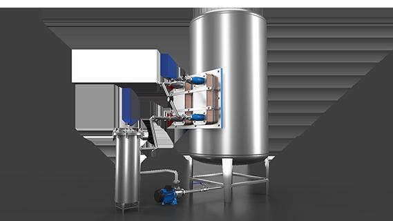 Sebatech Gül Yağı ve Aromatik Bitki Yağları Makineleri Pastorizasyon