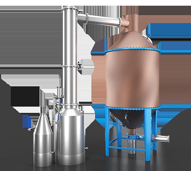 Sebatech Gül Yağı ve Aromatik Bitki Yağları Makineleri
